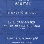 cartel Benefico Caritas 2
