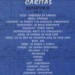 cartel Benefico Caritas 4